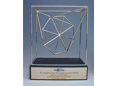 Photo of the award - European Transport Prize 2002