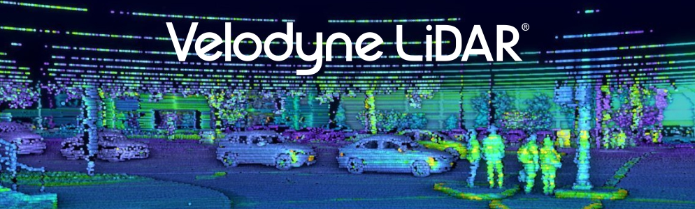 Götting is partner of Velodyne LiDAR ®