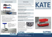 Preview KATE Flyer