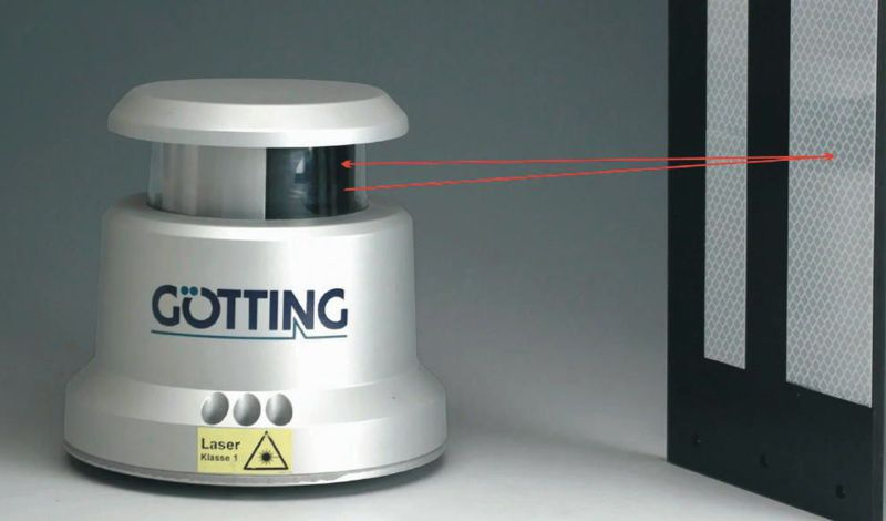Laser Scanner For Navigation G 246 Tting Kg