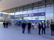 Welcome to CeMAT 2014