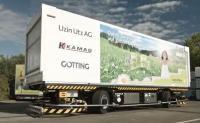 KAMAG E-Wiesel AGV with Götting Transponder Navigation