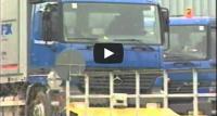 Driverless trucks, UZIN, Ulm