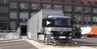 Driverless Semi-Trailer Truck