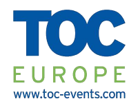 Logo of the TOC Europe