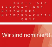 We are nominated!